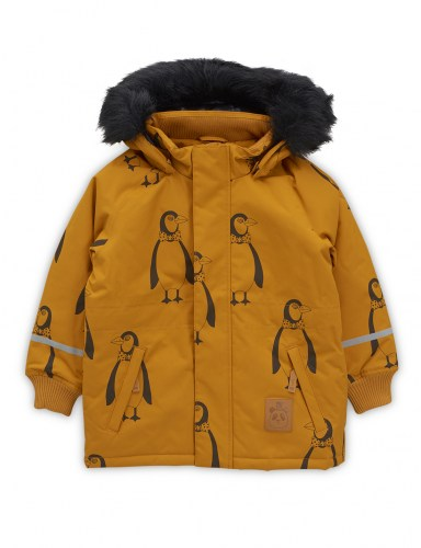 Mini Rodini - Limited K2 penguin parka
