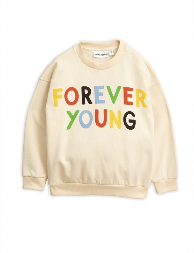 Mini Rodini - Forever young sp sweatshirt