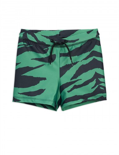 Mini Rodini - Tiger aop swimpants