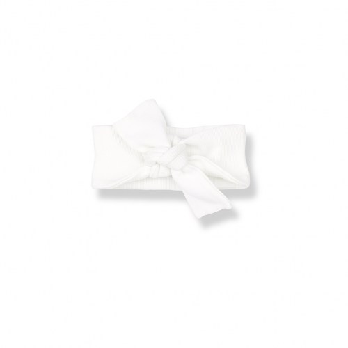 One+ in the family - Antibes bandeau off-white