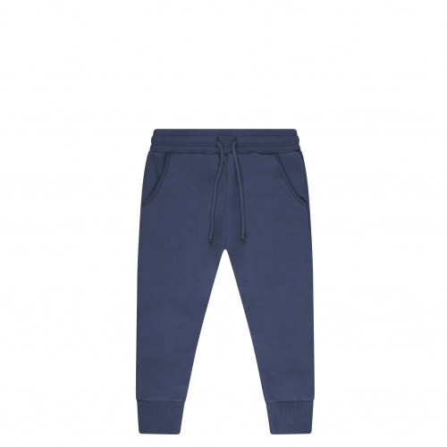 Mingo - Winter slim fit jogger indigo