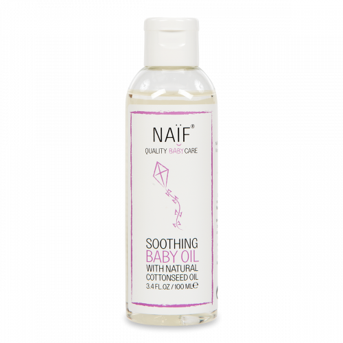 Naïf Baby Soothing Baby Oil 100ML