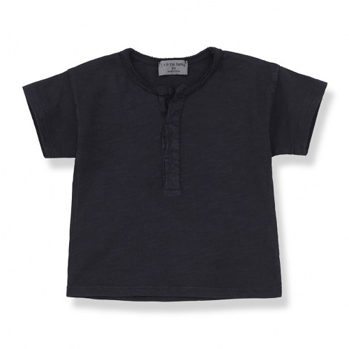 One+ in the family - Padua t-shirt blue notte