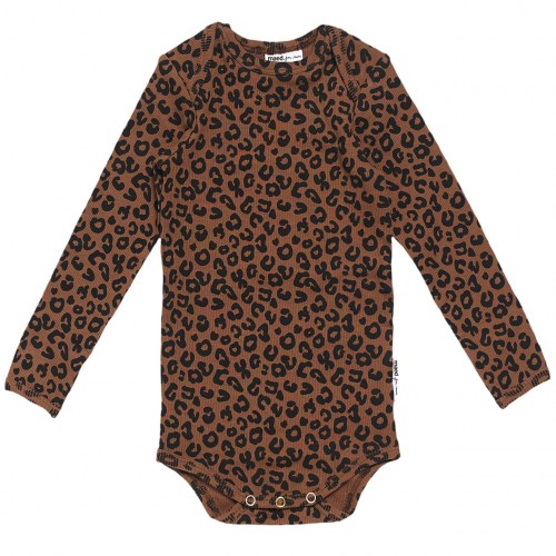 Maed for mini - Brown leopard body