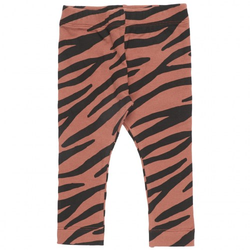 Maed for mini - Blushing zebra legging