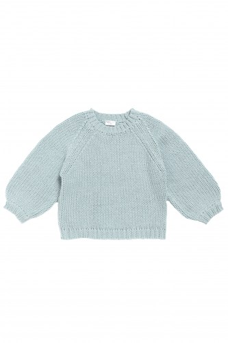 Maed for mini - softy seal knit sweater